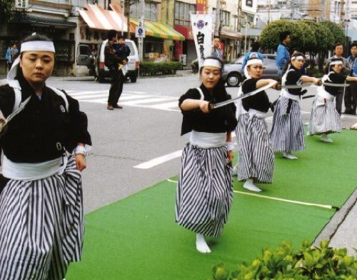 会津の白虎隊