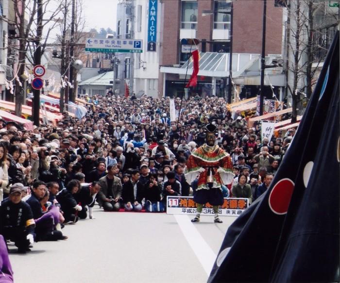 飯田カメラ商組合賞「32万人の春」