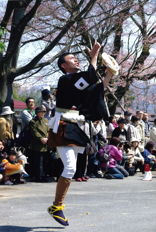飯田カメラ商組合賞「ここで決めにゃ「男の・・・だ」」